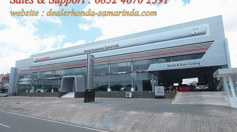 Dealer Honda Nusantara Samarinda