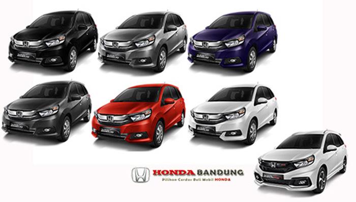 Pilihan Warna Honda Mobilio