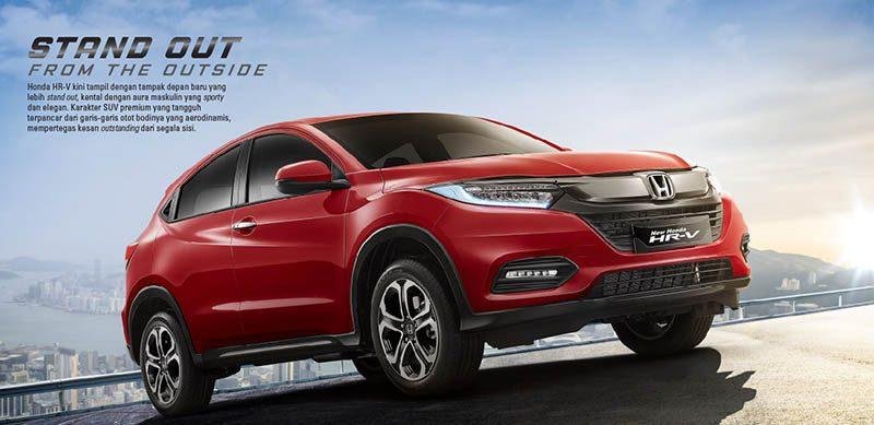 Harga Honda HRV 2018 Bandung