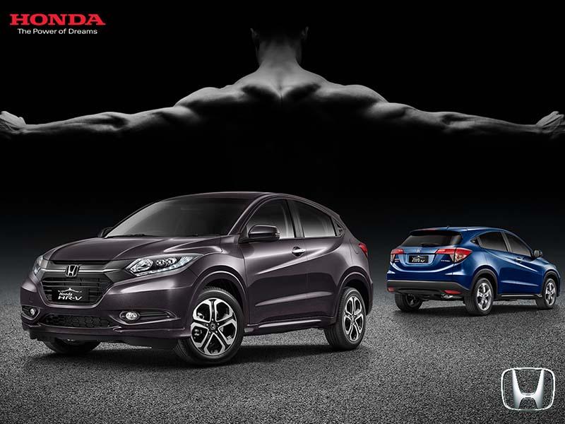 tampilan-Honda-HRV
