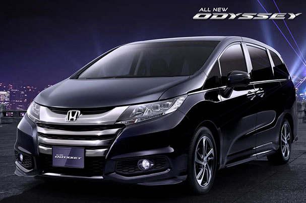 harga Honda Odyssey bandung