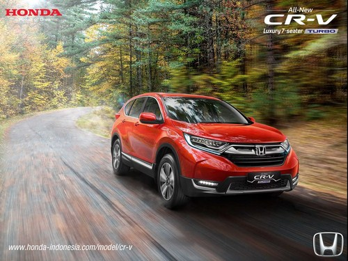 Harga Honda CRV Bandung
