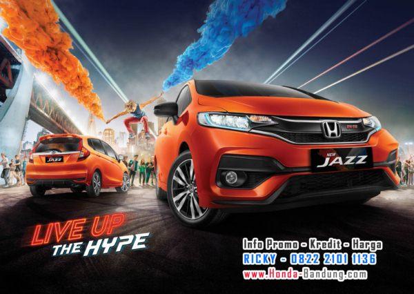 Harga Honda Jazz 2018