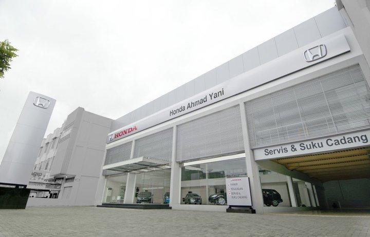 Honda-Bandung
