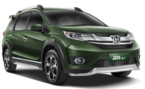 Harga Honda BRV 2018 Bandung