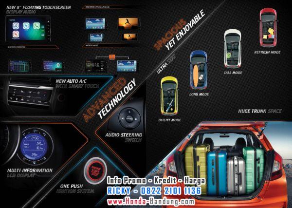 perbedaan-interior-Honda-Jazz-rs