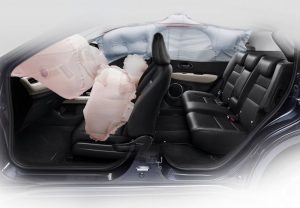 Dual-Front-SRS-Airbags-honda-hrv