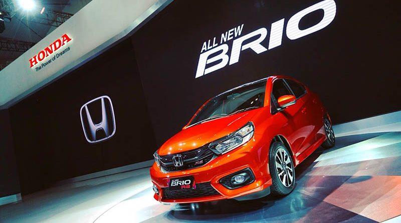 Spesifikasi dan Fitur Lengkap Honda All New Brio 2018
