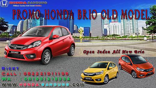 Promo Honda Brio Old Model
