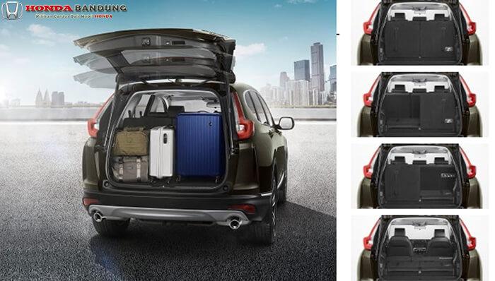 Bagasi Honda CR-V