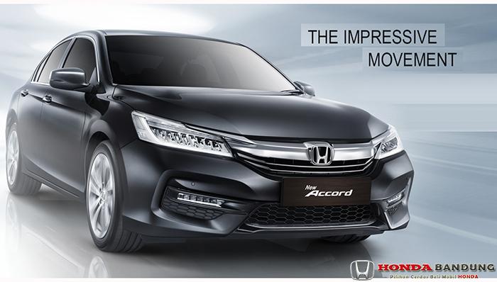 Eksterior Honda Accord