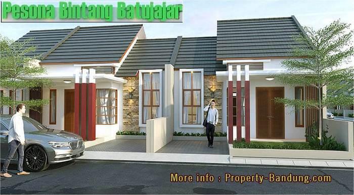 Rumah Bandung Barat -perumahan Pesona Bintang Batujajar
