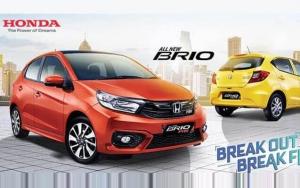 Brosur Honda Brio