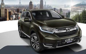 Brosur Honda CR-V
