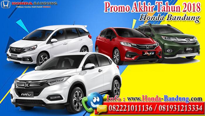 Promo Akhir Tahun 2018 Honda Bandung