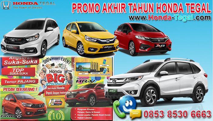 Promo Akhir Tahun Honda Tegal