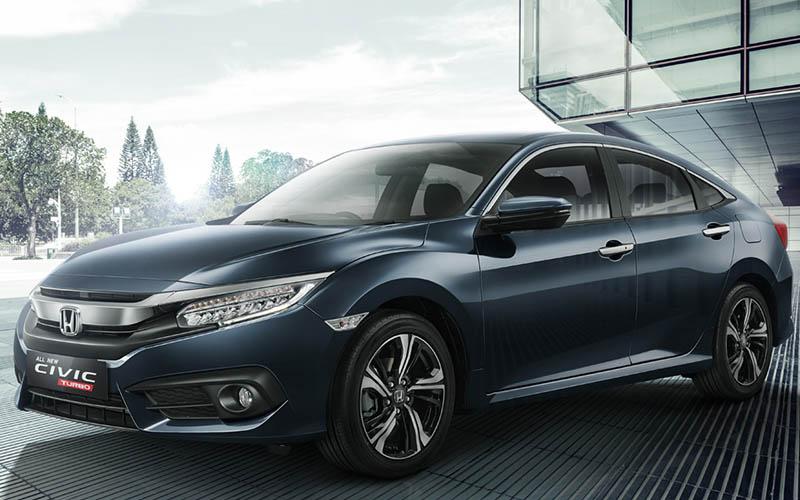 Brosur Honda Civic Hatchback