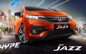 Brosur Honda Jazz