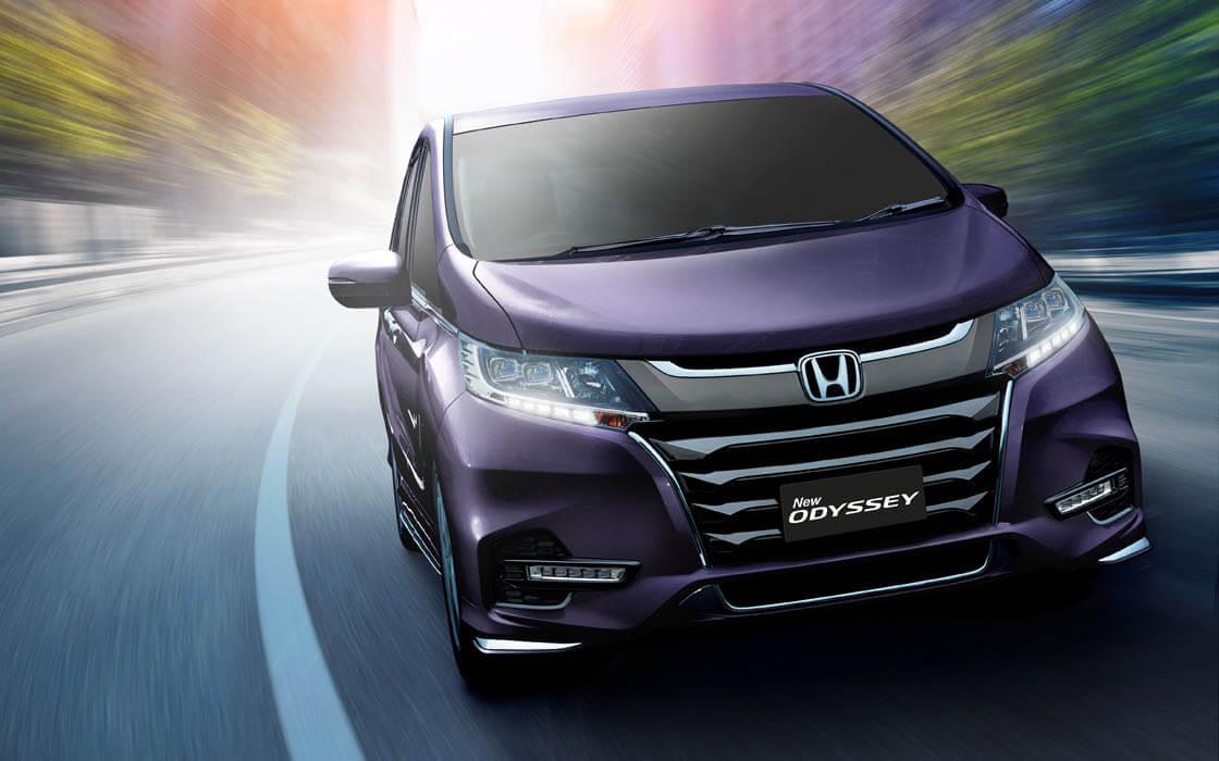 Brosur Honda Odyssey