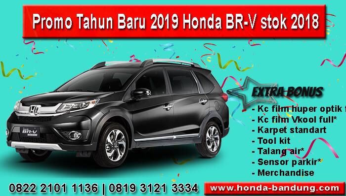 Promo Tahun Baru 2019 Honda BR-V stok 2018