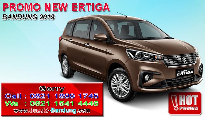 Promo New Ertiga Bandung 2019