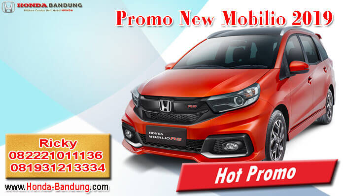 Promo New Mobilio 2019