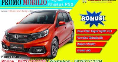 Promo Mobilio Khusus PNS Bandung