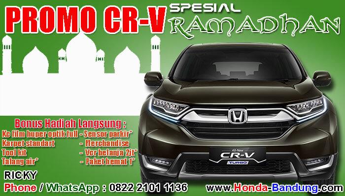 Promo CRV Spesial Ramadhan
