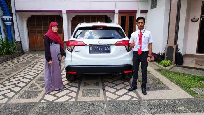 Serah Terima Mobil Honda Bandung (1)