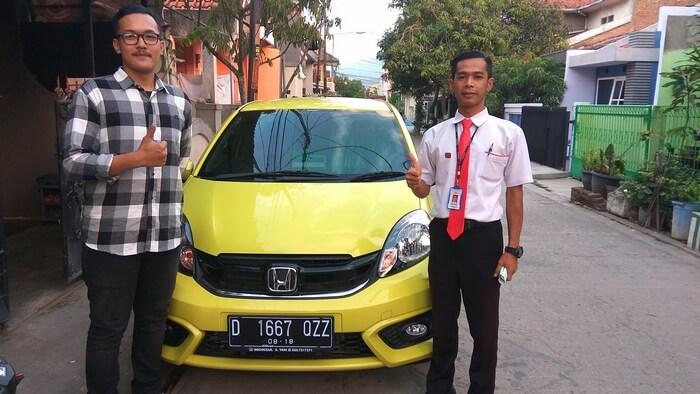 Serah Terima Mobil Honda Bandung (4)