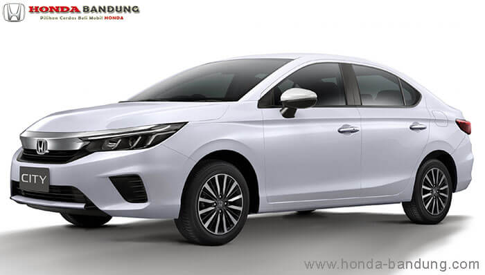 All New Honda City Hadir di Thailand