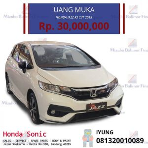 Promo Honda Jazz