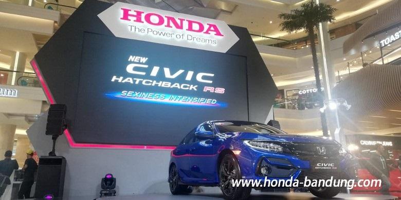 Kelebihan New Honda Civic Hatchback RS