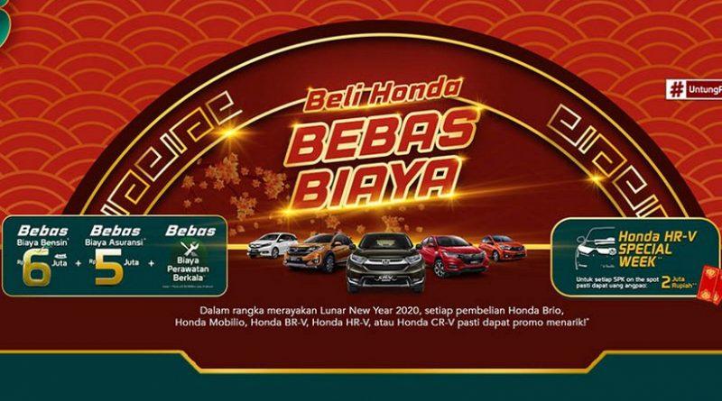 Daftar Harga Mobil Honda Samarinda