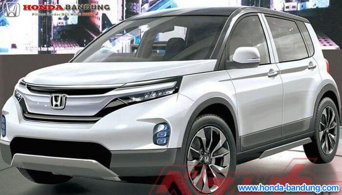 Honda Siapkan SUV Baru Untuk Menantang Rocky-Raize