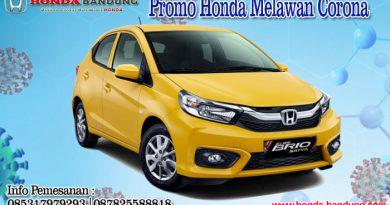 Promo Honda Melawan Corona