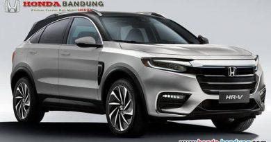 Alternatif Prototype Desain Honda HR-V Terbaru