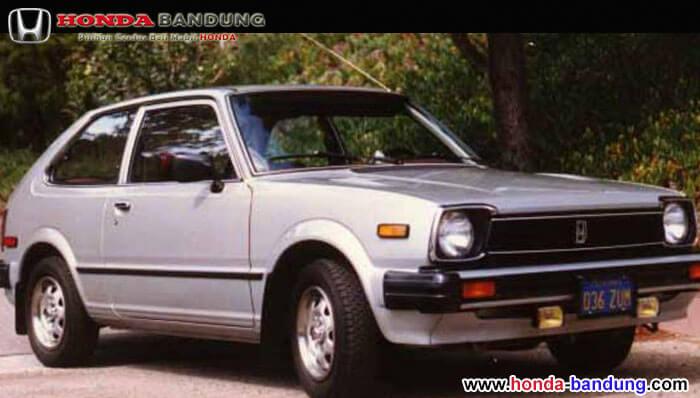 Generasi Kedua Honda Civic