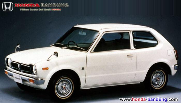 Generasi Pertama Honda Civic