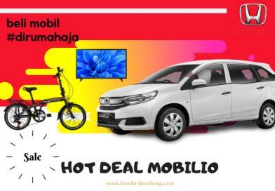 Hot Deal Hari Kemerdekaan Mobilio Honda Bandung