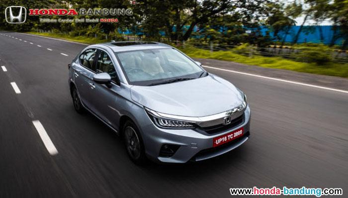 Spesifikasi Honda City Hybrid Baru Diperkenalkan di Malaysia
