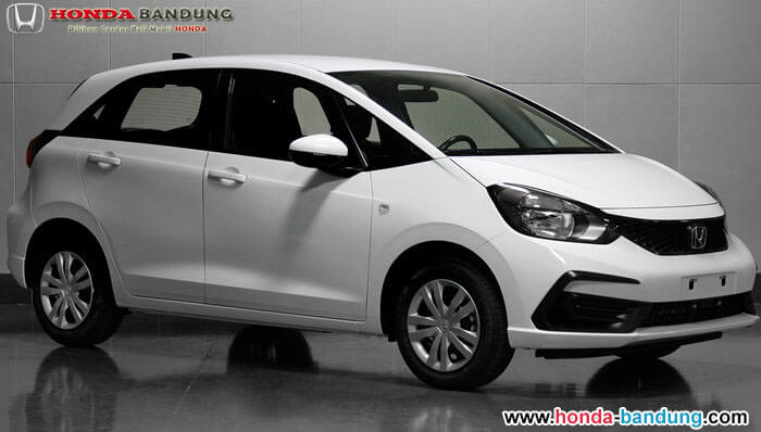 All New Honda Jazz Mendarat di China