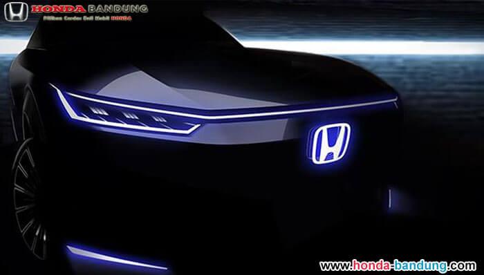 CR-V PHEV Akan di Perkenalkan Honda