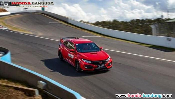 Honda Civic Type R akan Dijadikan Hybrid