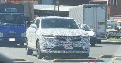 Honda Diprediksi akan Hadirkan 2 SUV Baru Tahun Depan