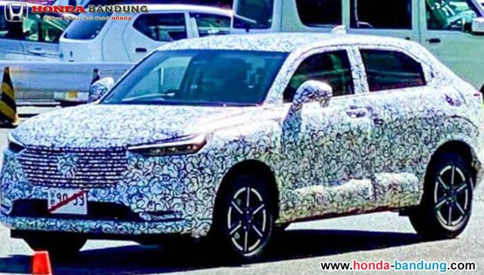 Honda HR-V Teranyar Dengan Pilihan Mesin Hybrid