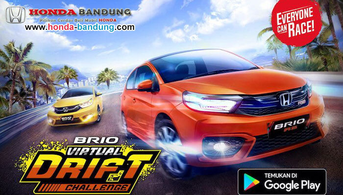 Mobile Game Brio Virtual Drift Challenge