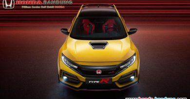 Terbatas Hanya di Produksi 600 Unit Honda Civic Type R Limited Edition