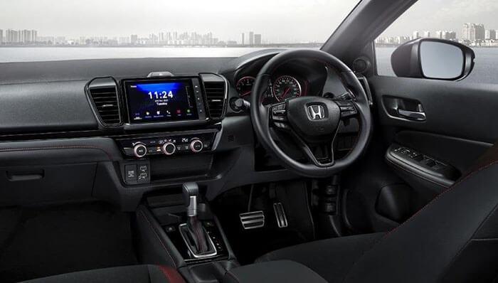 Muncul ke Permukaan Honda City Hatchback Pengganti Jazz