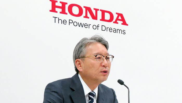 Toshihiro Mibe Sebagai Pemimpin Baru Honda Motor Co., Ltd Telah Diumumkan Honda